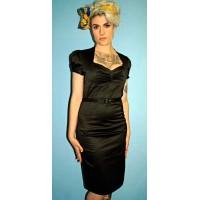 Emmy - Black Wiggle Dress