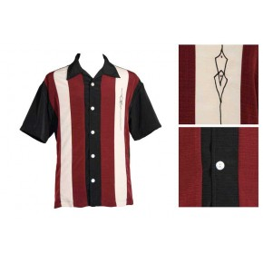 Steady Clothing - Sheen Panel Shirt