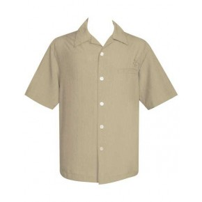 Steady Clothing - Olive Lounge Lizard Shirt