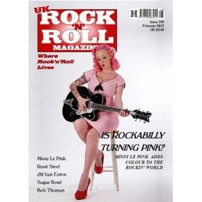 UK Rock N Roll Magazine No 106
