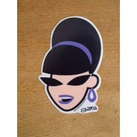 Shag - Beehive Girl Sticker