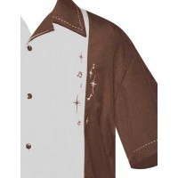 Steady Clothing - Brown Well Noted Shirt