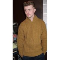 Classic Memphis Sweater - Mustard