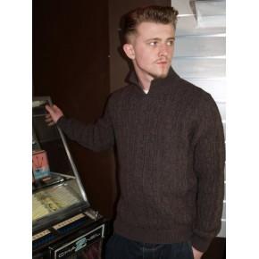 Classic Memphis Sweater - Brown
