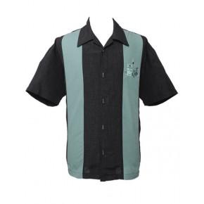 Steady Clothing - Grey Mickey/Tiki Cocktail Shirt