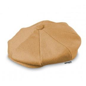 Broner - Wool Camel Baker Boy Cap