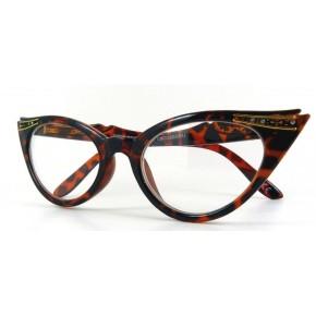 Betty Tortoise Shell - Reading Glasses