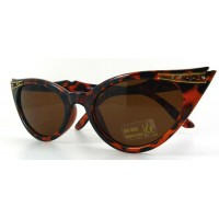 Betty - Tortoise Sunglasses