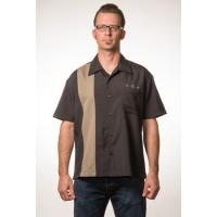 Steady Clothing - Tweed Pinstripe Shirt