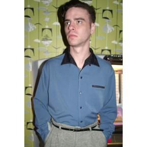 Swankys - Blue Valens Shirt