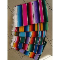 Serape Medium Mexican Car Rug
