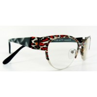 Kitty - Leopard Reading Glasses