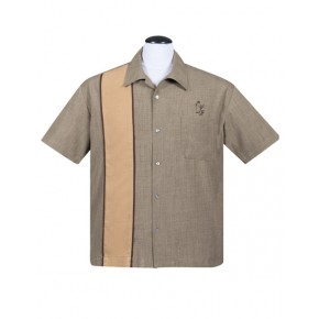 Steady - Olive Palm Springs Shirt