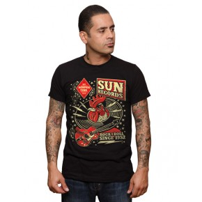 Sun Records - Record Hop T-Shirt