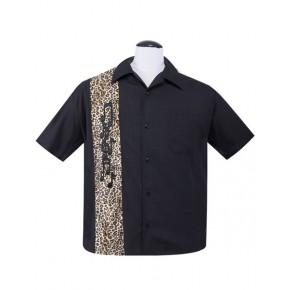 Steady - Leopard Music Note Shirt