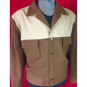 Swankys - Brown Elvis Jacket