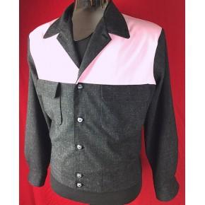 Swankys - Pink Elvis Jacket