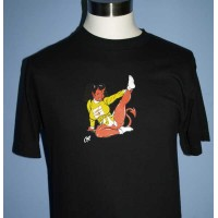 Coop - Devil Girl Cheerleader Tee