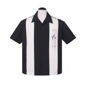 Steady - Black Shaker Shirt
