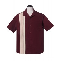 Steady - Burgundy Americano Shirt