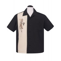 Steady - Black Mai Tai Shirt