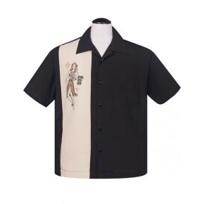 Steady - Black Mai Tai Shirt