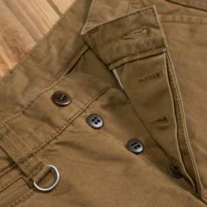 Pike Bros - Coyote Brown Chinos