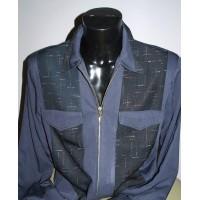 Swankys - Blue Johnny D Jacket