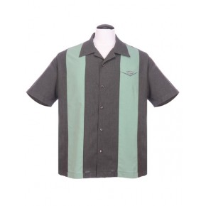 Steady - Charcoal Classic Cruising Shirt