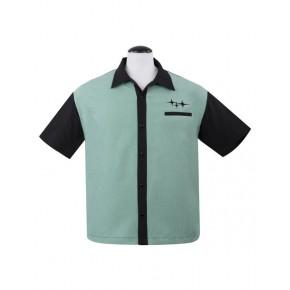 Steady - Black Retro Rad Shirt
