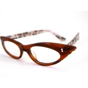 Gina -  Tawny/Leopard Specs