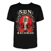Sun Records - New Rockabilly Mic T-Shirt