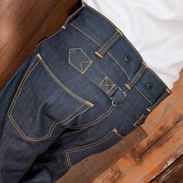 Pike Brothers 1936 Chopper Jeans