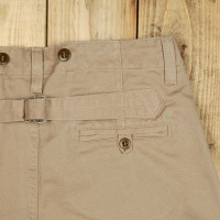 Pike Bros - Khaki Chino Engineer Pant
