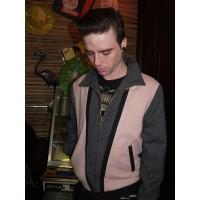 Tarantula - Pink Fleck Albie Jacket