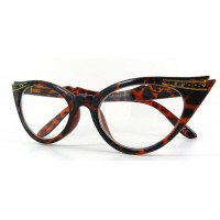 Betty Tortoise Shell - Reading Glasses