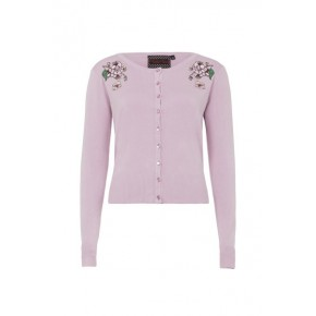 Cherry Blossom Pink Cardigan
