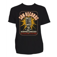 Sun Records - Electric Mic T Shirt