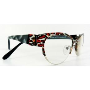 Kitty - Leopard Reading Glasses