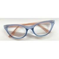 Belle - Blue Reading Glasses