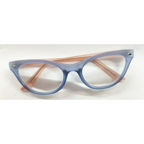 Belle - Blue Reading Glasses