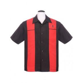 Black Classy Piston Shirt