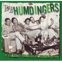 R & B Humdingers Vol 13 C/D
