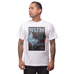 Sun Records - White Americana T-Shirt