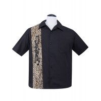 Steady - Leopard Music Note Shirt