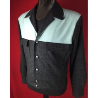 Swankys - Mint Elvis Jacket