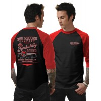 Sun Records - Rockabilly Sound Raglan Tee