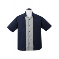 Steady - Navy Big Daddy shirt
