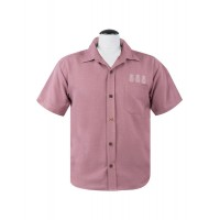 Steady - Pink Pineapple Mixer Shirt