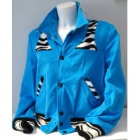 Light Blue Park Regal Jacket